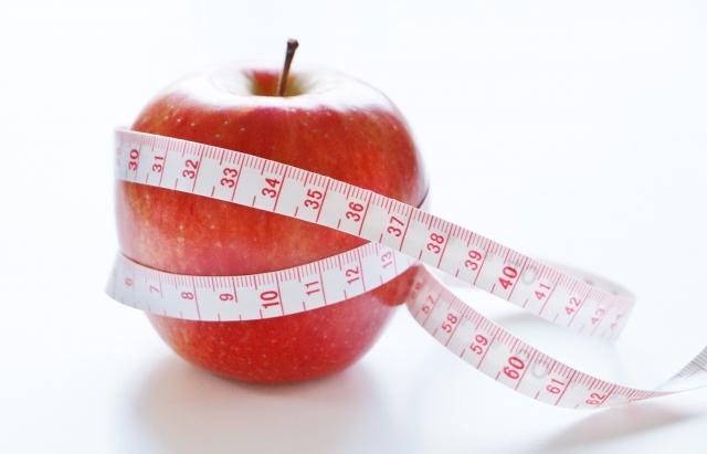 リンゴとダイエット