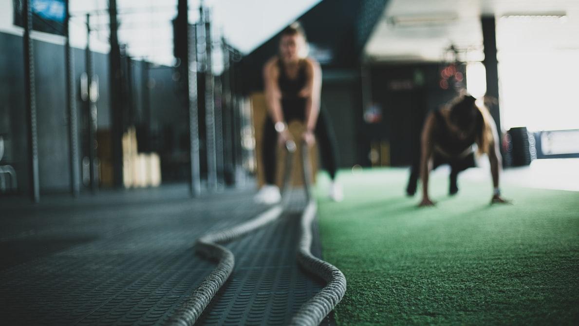 トレーニングロープ